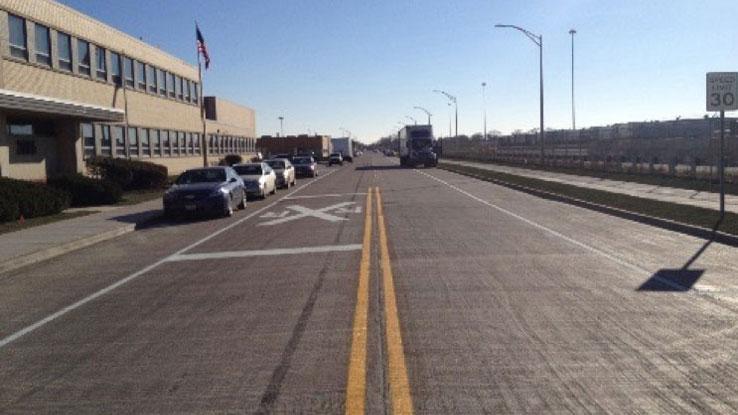Cornell Avenue Improvements Project