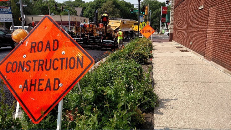 Ridgeland Avenue Resurfacing
