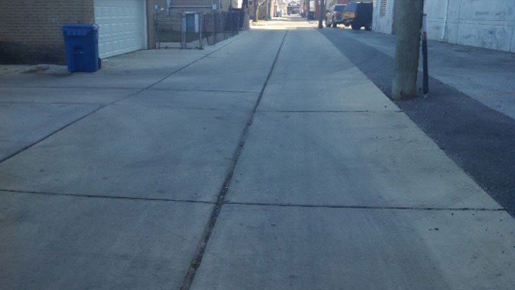 2017 Alley Improvement Project