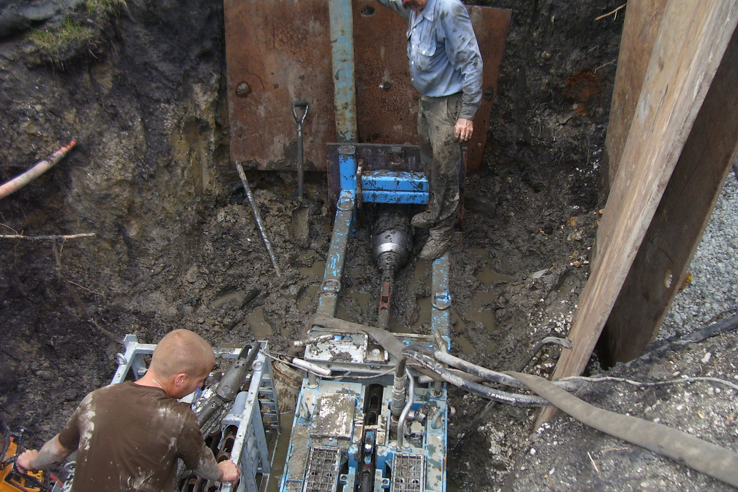 Water Main Improvements – Pipe Bursting